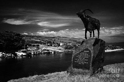 Deborah Brown Photograph - River Dun In Cushendun County Antrim Northern Ireland by Joe Fox