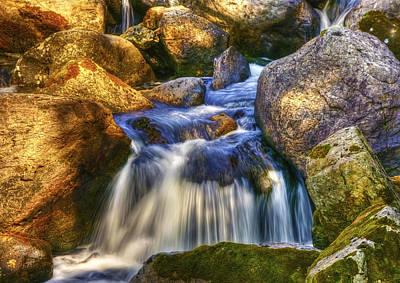 River Flows 04 Original by Svetlana Sewell