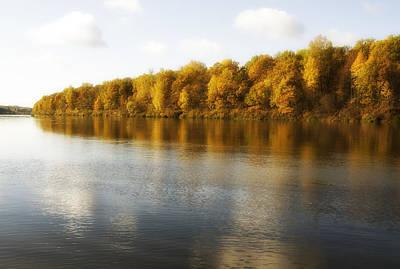 Thomas Kinkade Royalty Free Images - River Royalty-Free Image by Igor Sinitsyn
