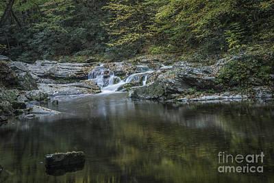 Photograph - River Rock by David Waldrop