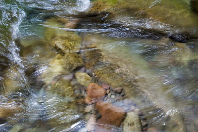 Photograph - River Rocks by Jenna Szerlag