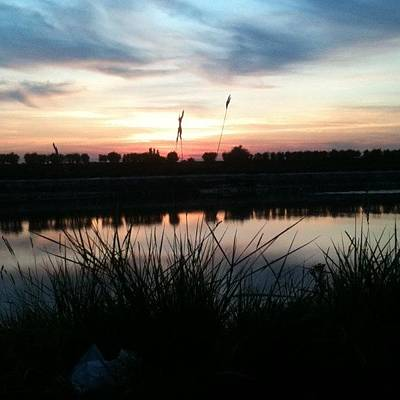 Norfolk Wall Art - Photograph - River View - No Filter by Just Berns