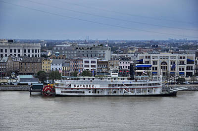 Photograph - Riverboat by Helen Haw