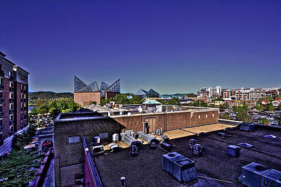 Riverfront Chattanooga Hdr Original by Jason Blalock