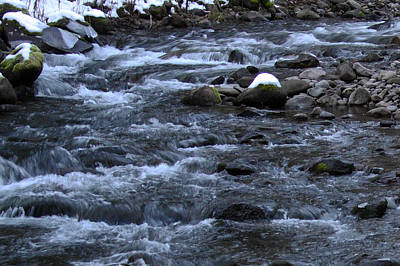 Photograph - Rivers - Streams - Creeks - 0027 by S and S Photo
