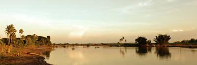 Photograph - Riverside Sunset by Stefan Nielsen