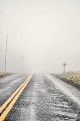 Photograph - Road Ends by Emily Stauring