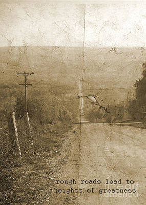 Photograph - Road Not Traveled  by Traci Cottingham