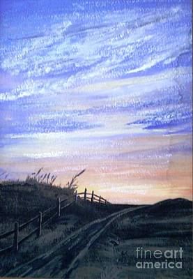 Painting - Road To A New Sunrise by Jessi and James Gault