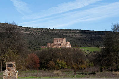 Photograph - Roadside Castle by Lorraine Devon Wilke