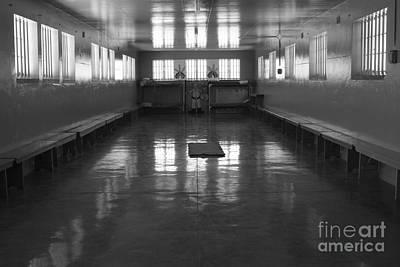 Photograph - Robben Prison 01 by Aidan Moran