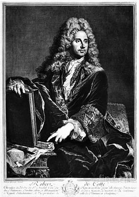 Robert De Cotte Art Print by Granger