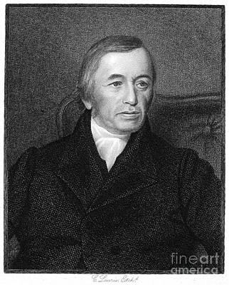 Robert Evans (d. 1849) Art Print by Granger