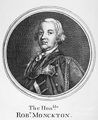 Robert Monckton (1726-1782) Art Print by Granger