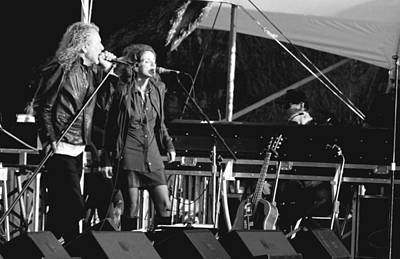 Robert Plant 5631 Bw Original