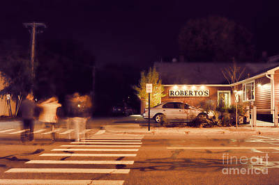 Roberto Photograph - Roberto's  by HD Connelly