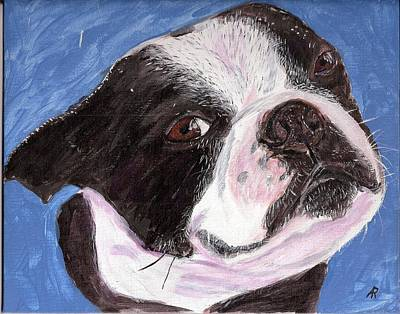 Painting - Rocco by Arthur Rice