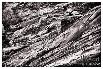 Photograph - Rock Climbing by John Rizzuto