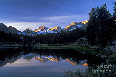 Photograph - Rock Creek Spire - Sierra Nevada by Craig Lovell