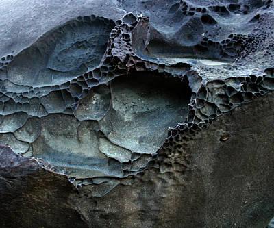 Rock Erosion 2 Koh Kut Art Print by Jennifer Bright
