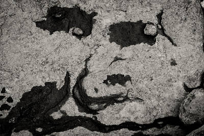 Photograph - Rock Face by Justin Albrecht