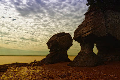 Photograph - Rock Of Ages by Michel Legare
