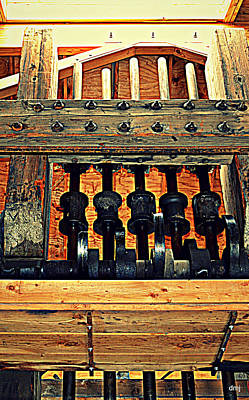 Photograph - Rock Organ by Diane montana Jansson