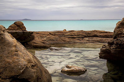 Art Print featuring the photograph Rock Pool by Serene Maisey