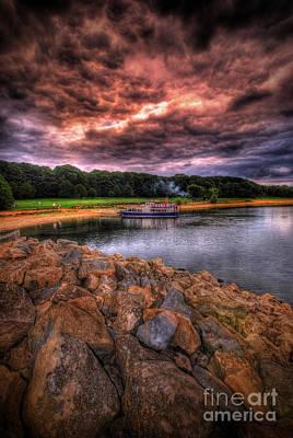 Photograph - Rock The Boat by Yhun Suarez