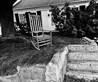 Rocking Chair Original by Michael Ray