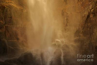 Photograph - Rocks In The Mist by Adam Jewell
