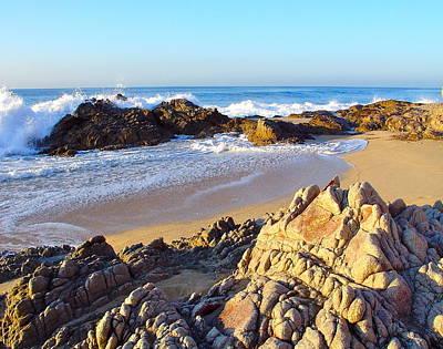 Photograph - Rocky Beach by Karon Melillo DeVega