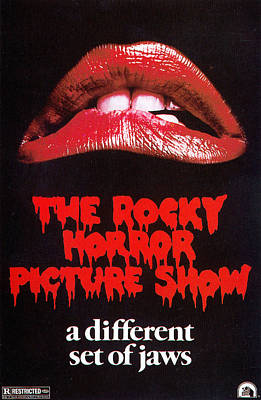 Cult Film Photograph - Rocky Horror Picture Show, Movie by Everett
