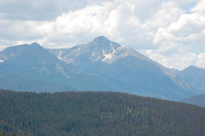 Photograph - Rocky Mountain High by Randy J Heath