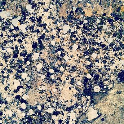 Texture Wall Art - Photograph - Rocky Road by Nic Squirrell
