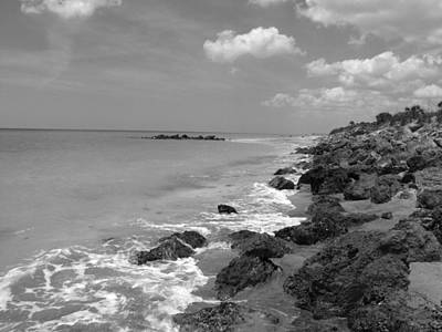 Photograph - Rocky Shore by Shari Jardina