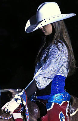 Photograph - Rodeo Queen by Elizabeth Hart