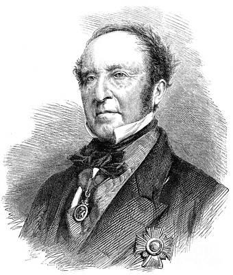 Roderick Murchison Print by Granger