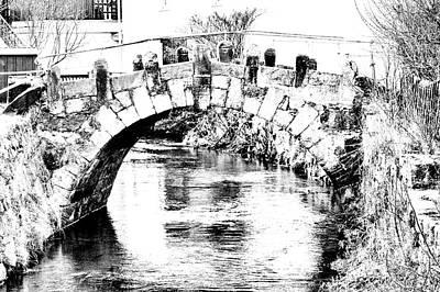 Roeder Bridge Art Print by Bodo Herold
