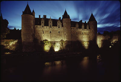 Lights And Lighting Photograph - Rohan Castle, Occupied By The Rohan by James L. Stanfield