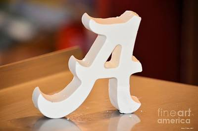 Photograph - Roll Tide by Maria Urso