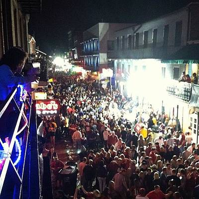 New Orleans Photograph - Roll Tide by Rachael Sansing