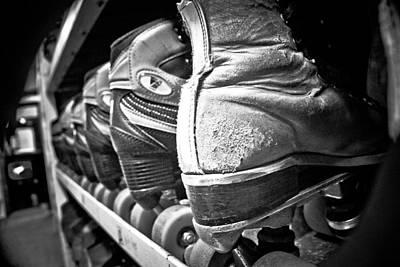 Roller Skates Original by Ronnie Soldano