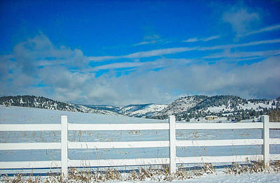 Photograph - Rolling Hills by Shannon Harrington