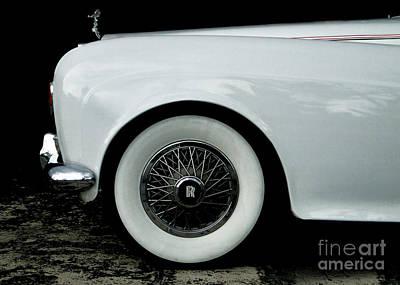 Rolls Royce Art Print by Jose Luis Reyes