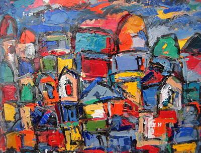 Roma 05 Art Print