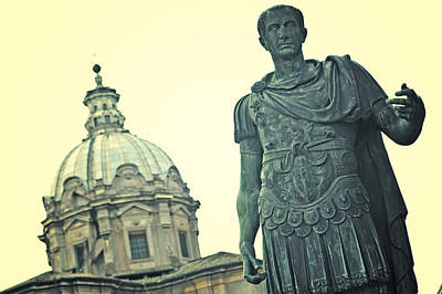 Roman Emperor Photograph - Roman Emperor by Joana Kruse