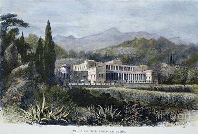 Roman Villa Art Print by Granger