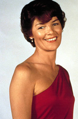 Glenda Photograph - Romantic Englishwoman, Glenda Jackson by Everett