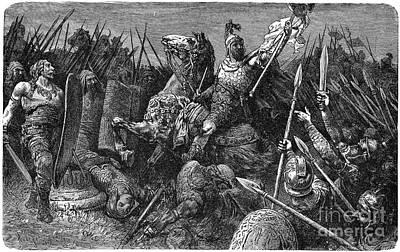 Flavius Photograph - Rome: Belisarius, C537 by Granger